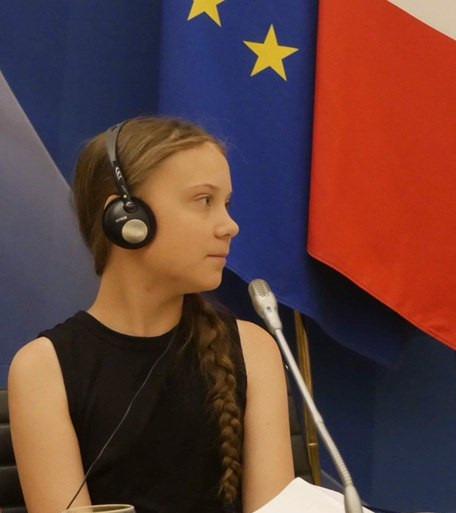 Youth for Climate à l'Assemblée Nationale