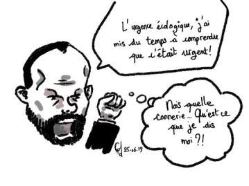 Discours de politique d'Édouard Philippe