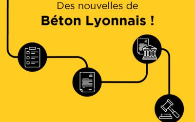 Point d'étape sur l'affaire Béton Lyonnais